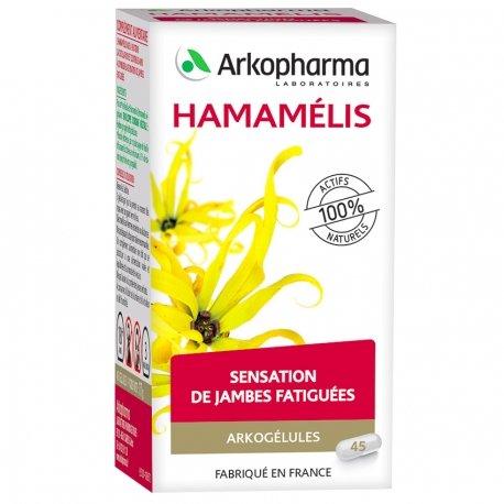 Arkogélules Hamamélis végétales 45 gélules