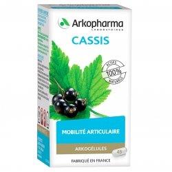 Arkogélules Cassis 45 gélules végétales