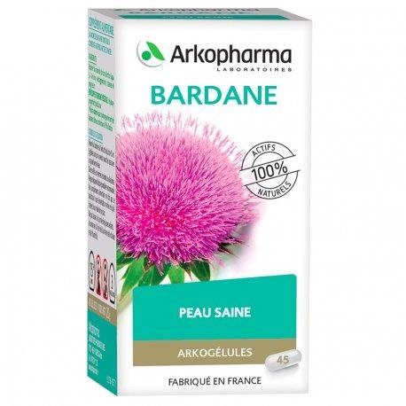 Arkogélules Bardane 45 capsules