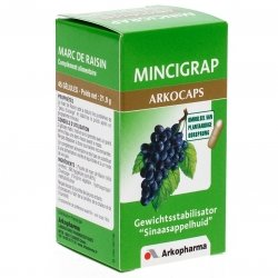 Arkogélules Mincigrap 45 capsules végétales