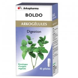 Arkogélules Boldo gélules végétales 45