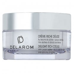 Delarom Creme riche delice pot 50ml