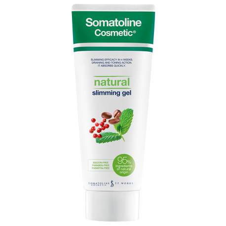 Somatoline Cosmetic Natural gel amincissant 250ml