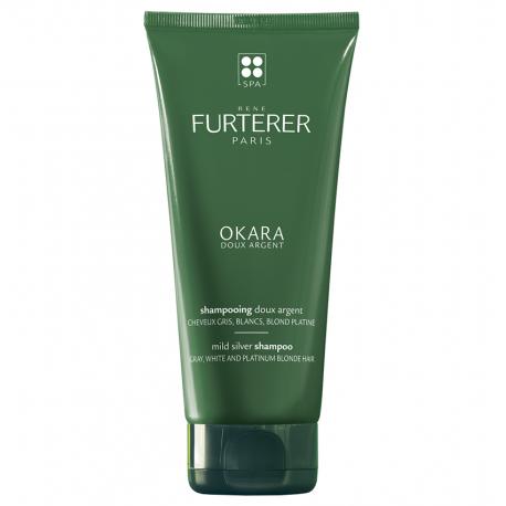 Furterer Okara AL doux argent shampooing 200ml