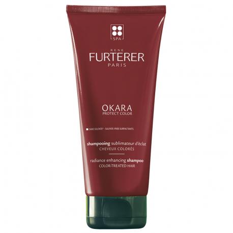 Furterer Okara protect color shampooing sublimateur d'éclat 200ml