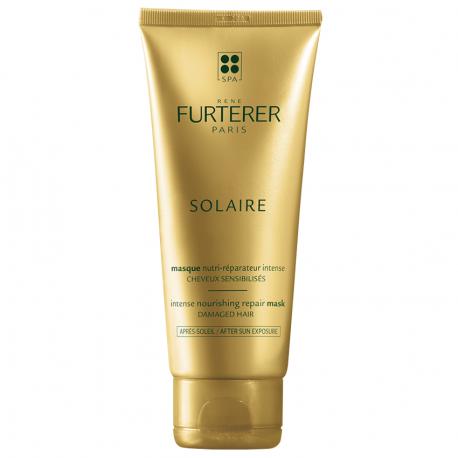 Furterer Solaire Masque Nutri-Réparateur Intense Cheveux sensibilisés 100ml