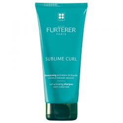 Furterer Sublime Curl Shampooing Activateur de boucles 200ml