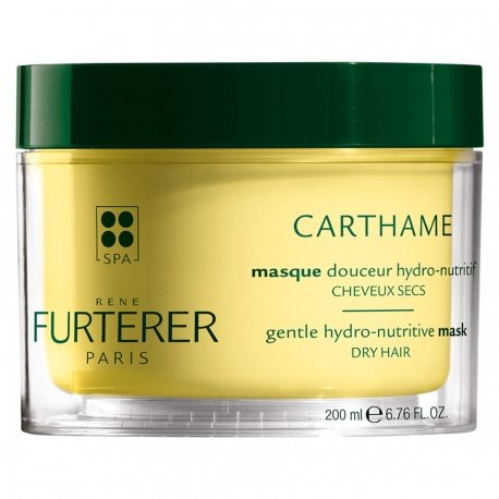 Furterer Carthame masque douceur hydratant 200ml