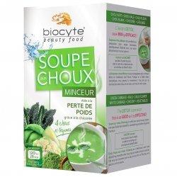 Biocyte Soupe Choux Minceur Pdr 12x9g