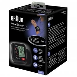 Braun tensiometre poignet BBP2200 Vitalscan 3