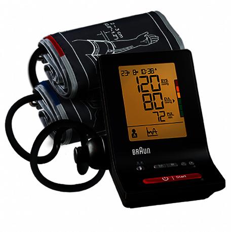 Braun tensiometre bras BP6200 exact fit 5