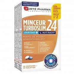 Forte Pharma Turboslim Minceur 24 Jour/Nuit 2x28 Comprimés