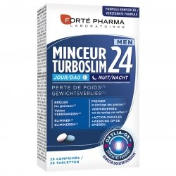 Forte Pharma Turboslim Minceur 24 Jour/nuit Men Comp 1x28
