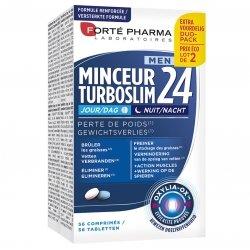 Forte Pharma Turboslim Minceur 24 Jour/nuit Men Comp 2x28