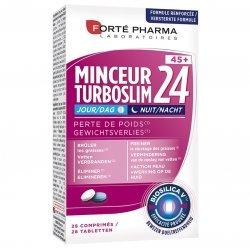 Forte Pharma Turboslim Minceur 24 Jour/nuit 45+ Comp 1x28