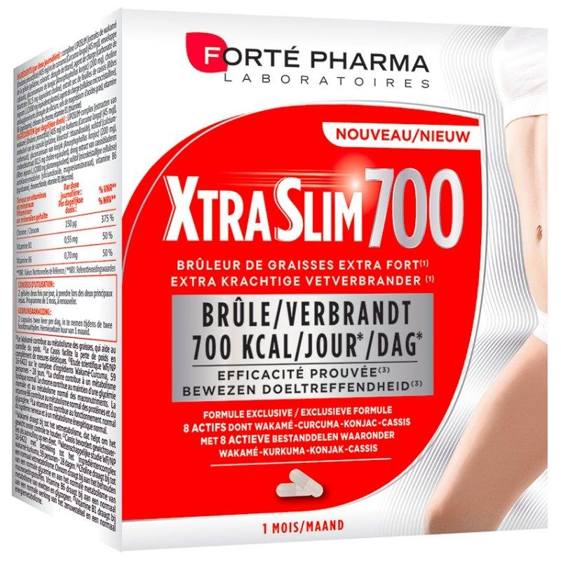 Forte pharma Xtra Slim 700 120 gélules