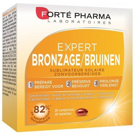 Forte Pharma Bronzage Expert 1x28 Comprimés