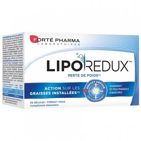 Forte Pharma Liporédux 900mg 56 comp