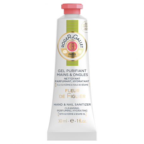 Roger & Gallet Fleur de Figuier Gel Purifiant Mains 30ml