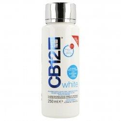 Cb12 White 12h Mauvaise haleine - bain de bouche blanchisseur de dents 250ml