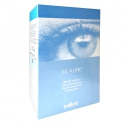 Cil-clar Solution douce 100ml + 100 compresses