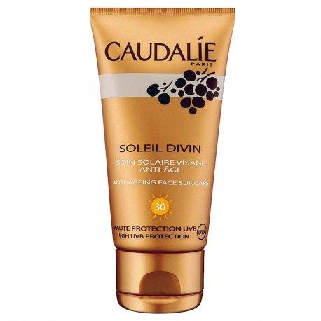 Caudalie Soleil Divin Soin Solaire Visage Anti-Age ip30 40ml