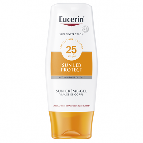 Eucerin Sun Allergy crème gel SPF25 150ml