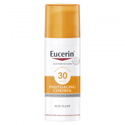 Eucerin sun Fluid Visage Anti-Age SPF 30 50ml