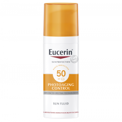 Eucerin Sun Fluid Anti-Age IP50+ Visage Flacon 50ml