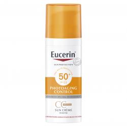 Eucerin Sun CC Crème Medium SPF 50
