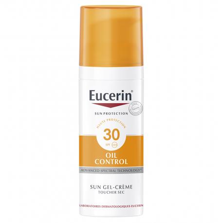 eucerin peau grasse