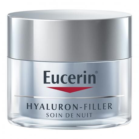 Eucerin Hyaluron-filler crème de nuit nouvelle formule 50ml