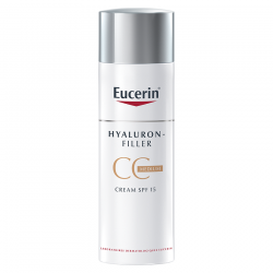 Eucerin hyaluron-filler cc creme medium 50ml