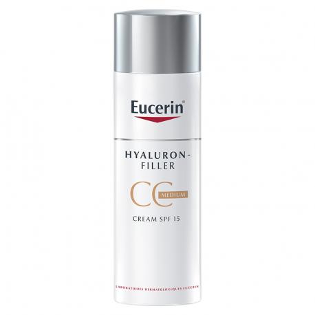 Eucerin hyaluron-filler cc creme medium 50ml
