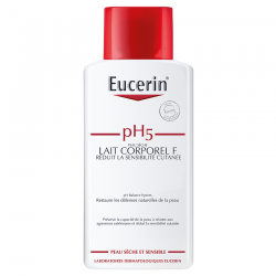 Eucerin pH5 peau sensible lait corporel F 200ml