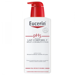 Eucerin Ph5 peau sensible body lotion f flacon pompe 400ml