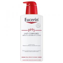 Eucerin Ph5 peau sensible body lotion + pompe 400ml
