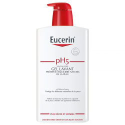 Eucerin ph5 gel lavant 1000ml
