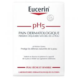 Eucerin Ph5 pain dermatologique sans savon 100g