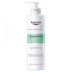 Eucerin DermoPure Gel Nettoyant 400ml
