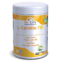 Be Life L-Carnitin 750 60 tablettes LCA