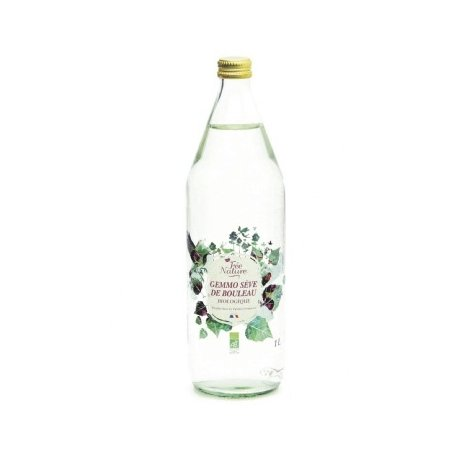 Be Life Sève de Bouleau Bio Bourgeons Cassis Fee Nature 1L