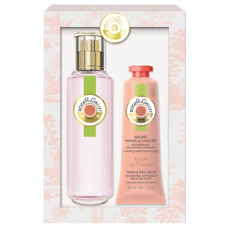 Roger Gallet Coffret Rituel De Beaute Fleur De Figuier Parfum
