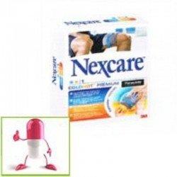 Nexcare coldhot ceinture dos & abdomen - bras & jambe premium pack+cover 15710