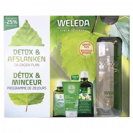 Weleda Détox & Minceur Programme 28 jours