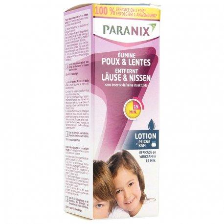 Paranix Lotion 100ml + Peigne