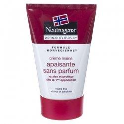 Neutrogena crème mains apaisante sans parfum 50ml