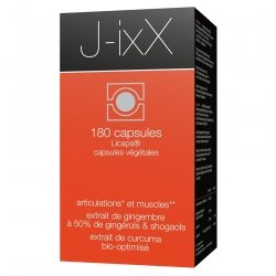 J-ixx Licaps 180 capsules végétales