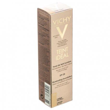 Vichy Teint idéal fond de teint crème clair 15 30ml