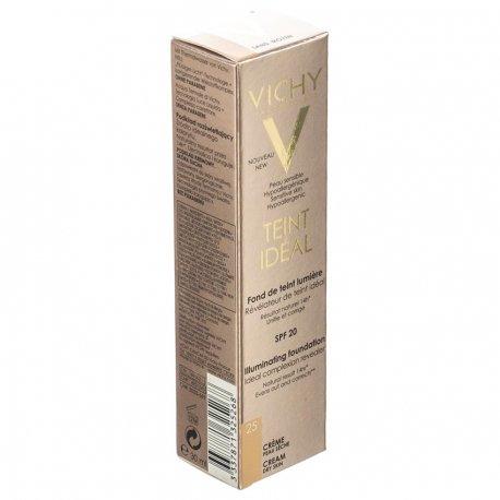 Vichy Teint ideal fond de teint crème moyen 25 30ml